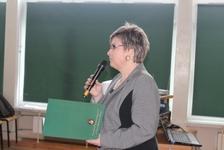 Spotkanie rozpoczęła p. Maria Domaradzka, dyrektor ZSP 1