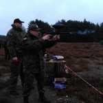 Ćwiczenia z repliką broni ASG