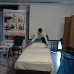 ścielenie łóżek na czas